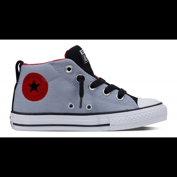 3341082df729 CONVERSE CHUCK TAYLOR ALL STAR STREET MID SHOES